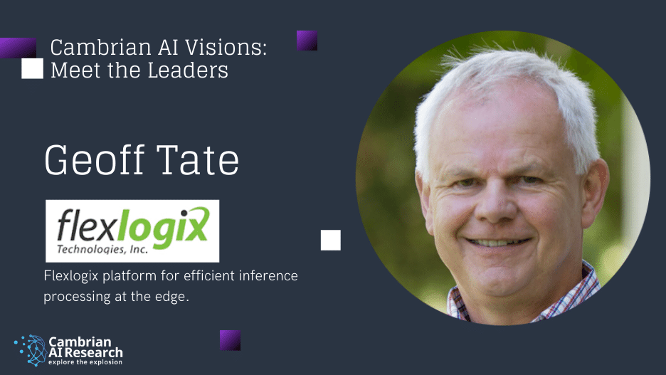 Interview with CEO Geoffrey Tate of FlexLogix