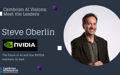 Interview with Steve Oberlin, NVIDIA CTO