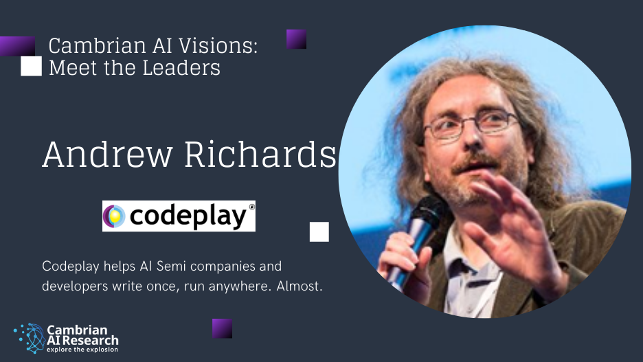 Interview with Andrew Richards, CEO Codeplay