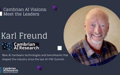 Cambrian AI Presentation: Top AI HW Since Last AI HW Summit